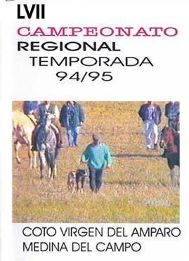 LVII REGIONAL 94-95 FINA DVD