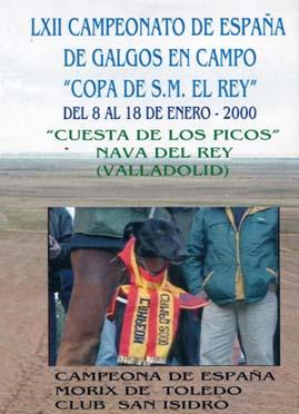 LXII ESPAÃ'A 2000 NAVA DVD