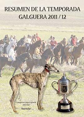 caratula galgo español 2012