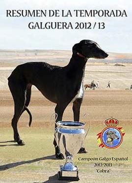 caratula galgo español 2013